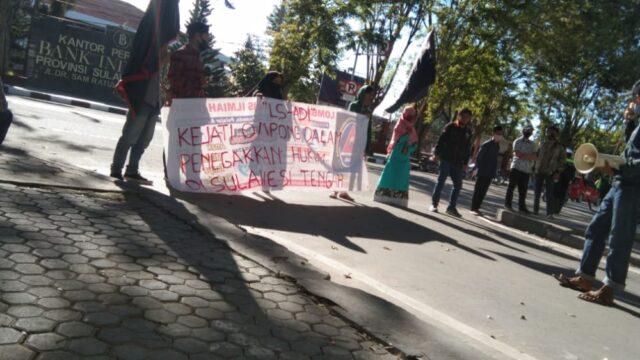 aksi demo- dikantor kejati