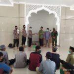 Da'i Polri TNI Satgas Madago Raya Kunjungi Ponpes Amanah Putra Poso